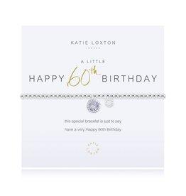 Katie Loxton Bracelet-60th Birthday