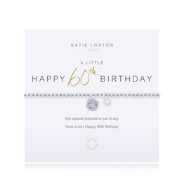 Katie Loxton Katie Loxton Bracelet-60th Birthday