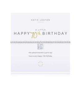 Katie Loxton Katie Loxton Bracelet-70th Birthday