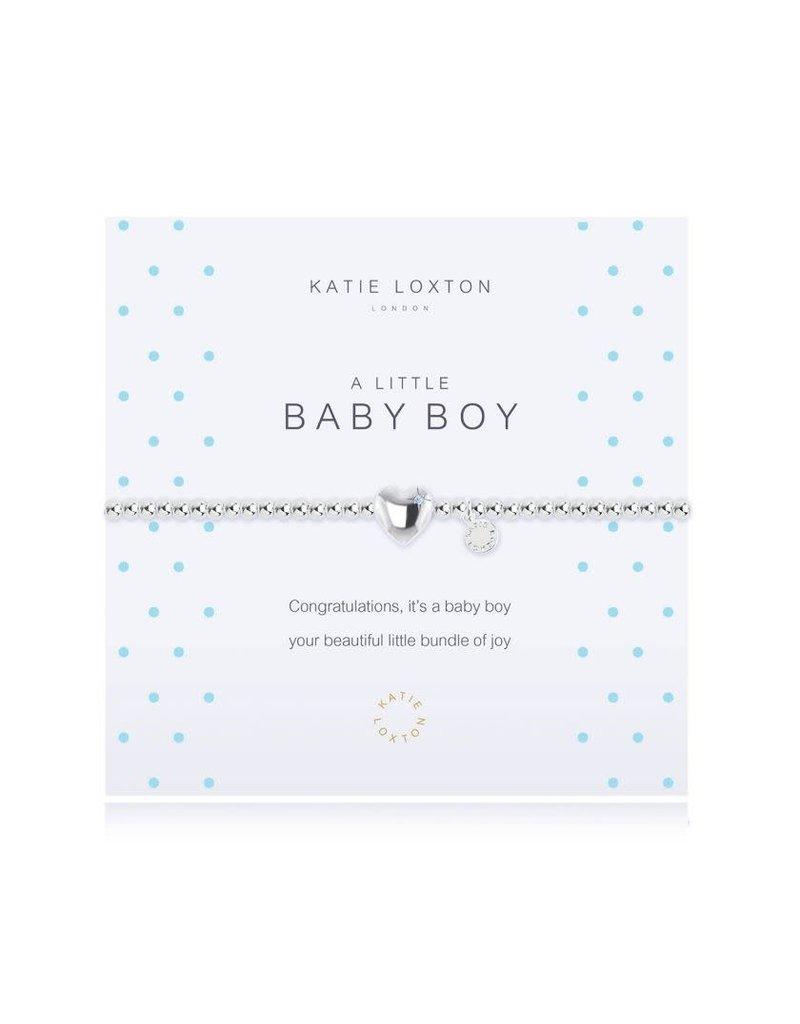 Katie Loxton Katie Loxton Bracelet-Baby Boy