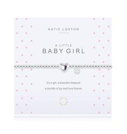 Katie Loxton Bracelet-Baby Girl