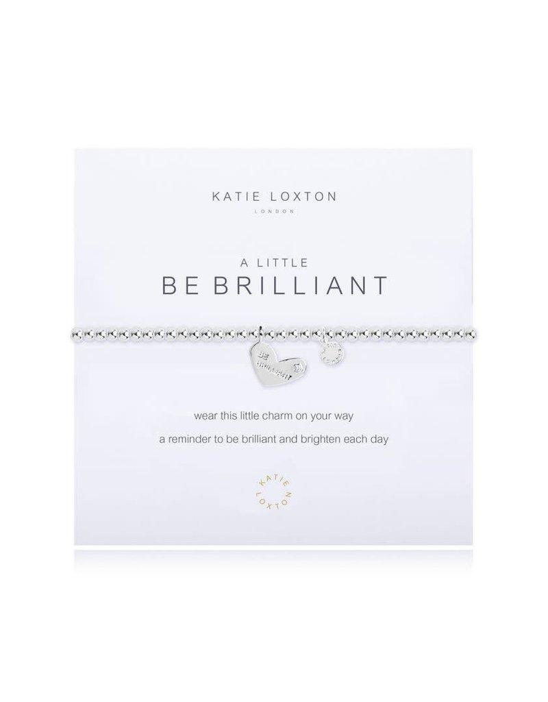 Katie Loxton Katie Loxton Bracelet- Be Brilliant