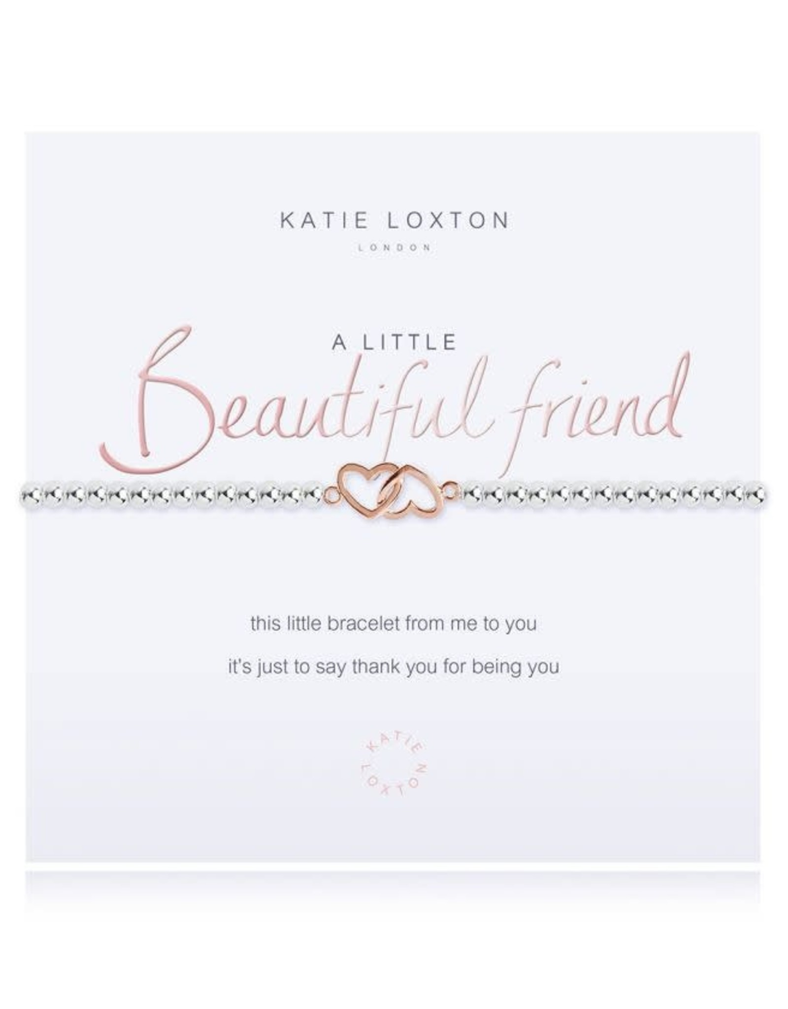 Katie Loxton Bracelet-Beautiful Friend