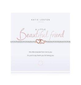Katie Loxton Katie Loxton Bracelet-Beautiful Friend