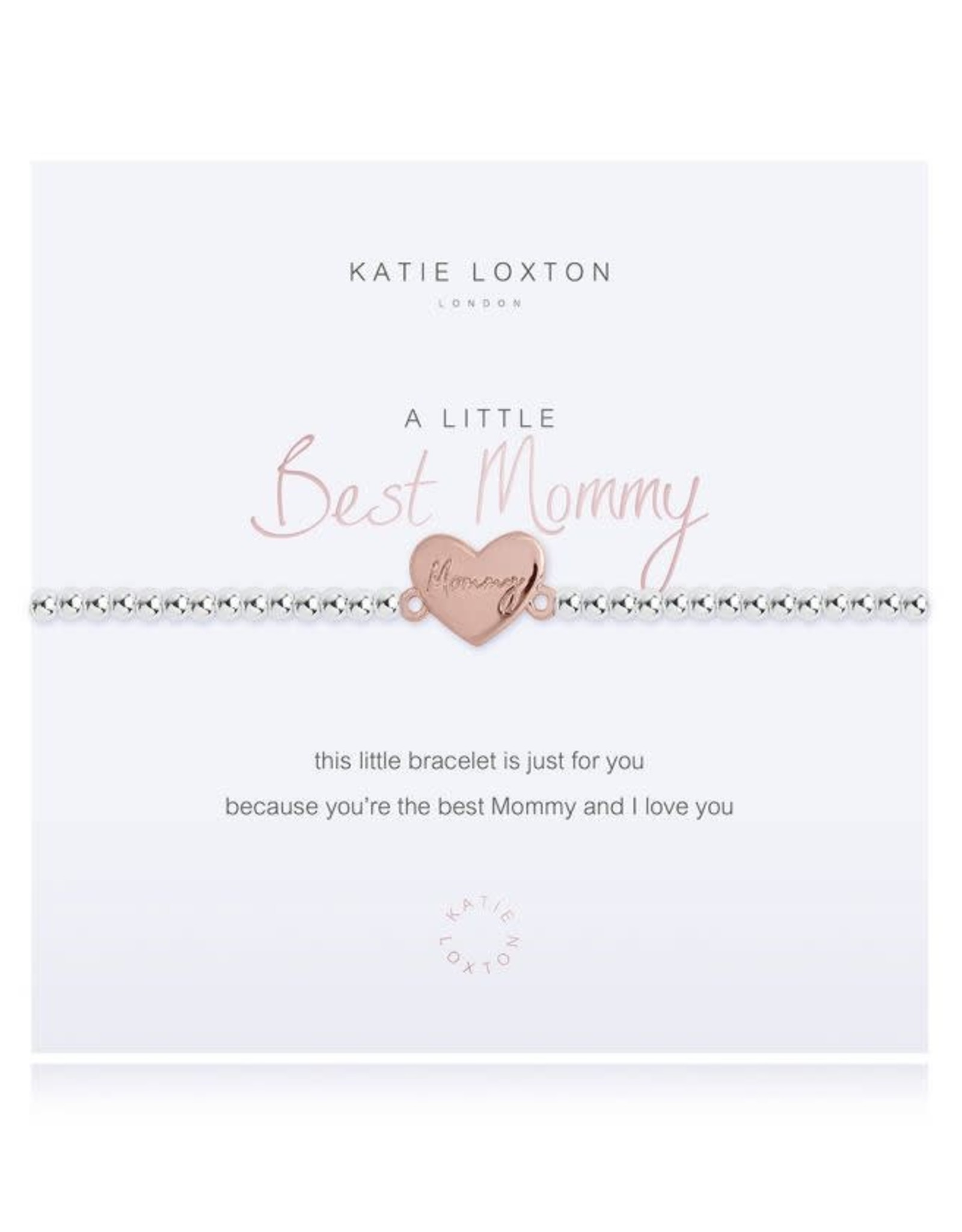 Katie Loxton Bracelet-Best Mommy
