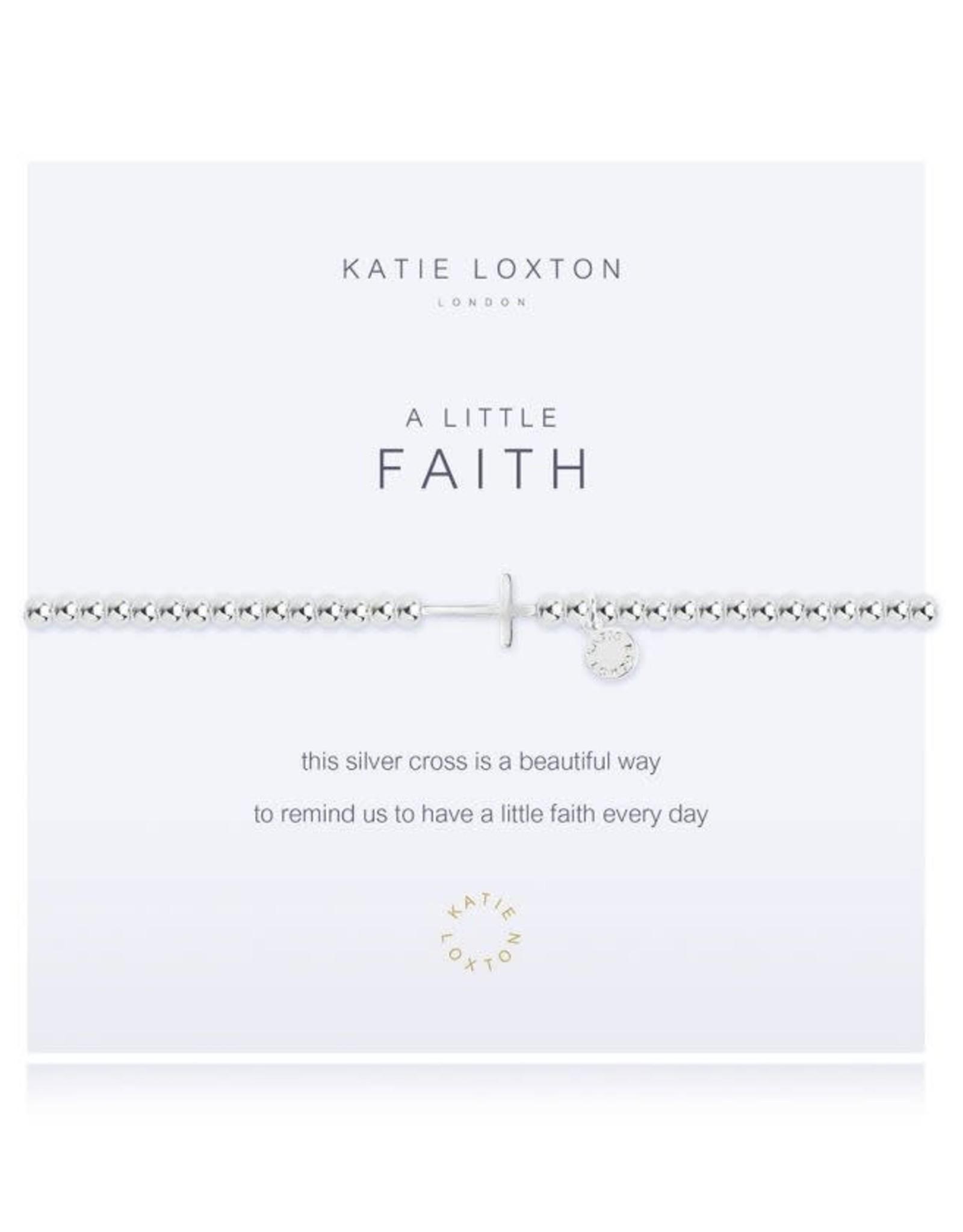 Katie Loxton Bracelet-Faith