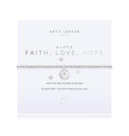 Katie Loxton Katie Loxton Bracelet- Faith Love Hope
