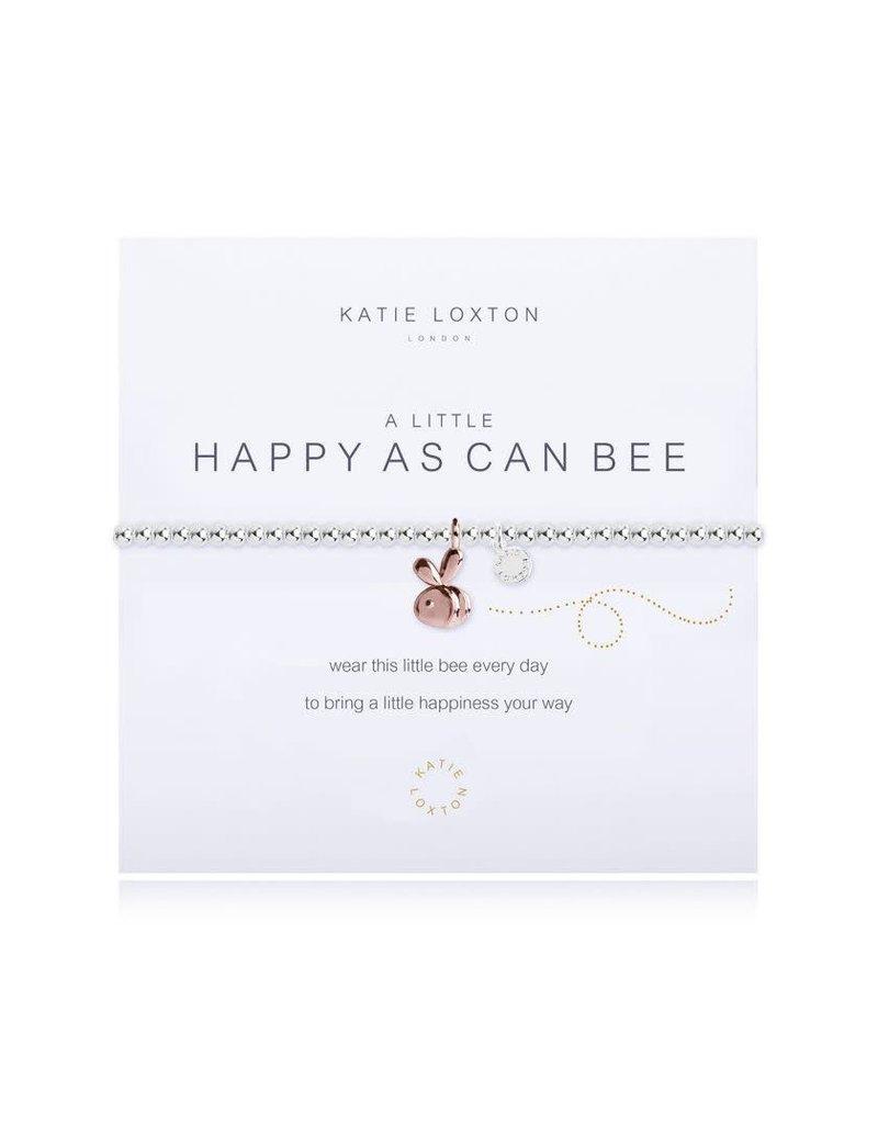 Katie Loxton Katie Loxton Bracelet-Happy As Can Bee