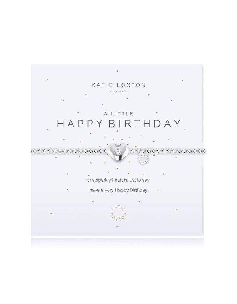 Katie Loxton Katie Loxton Bracelet-Happy Birthday