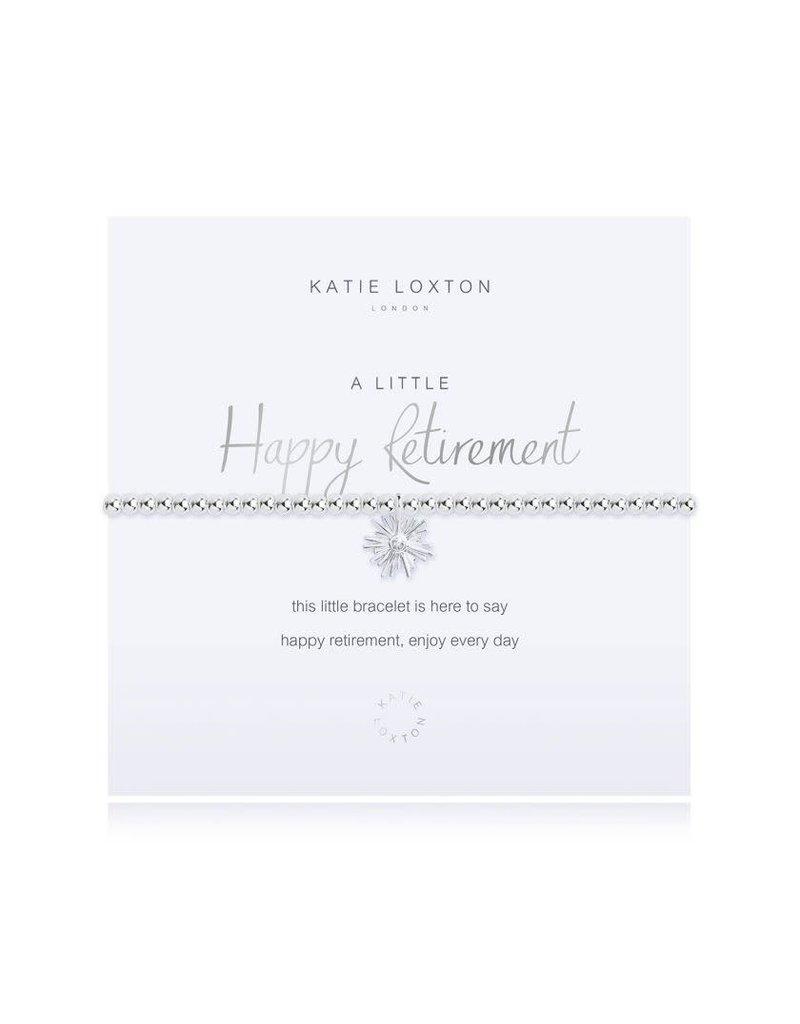 Katie Loxton Katie Loxton Bracelet-Happy Retirement