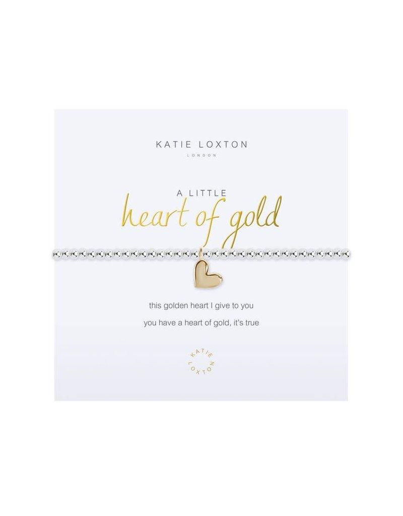 Katie Loxton Katie Loxton Bracelet-Heart of Gold