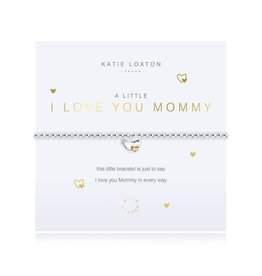 Katie Loxton Katie Loxton Bracelet-I Love You Mommy