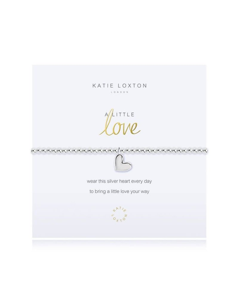 Katie Loxton Katie Loxton Bracelet- Love