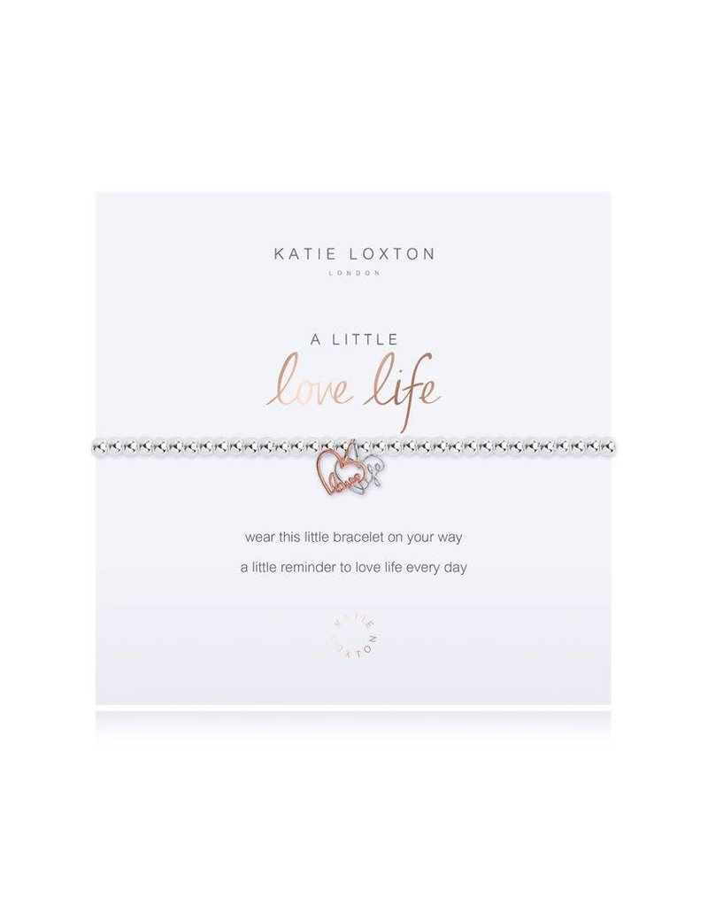 Katie Loxton Katie Loxton Bracelet- Love Life