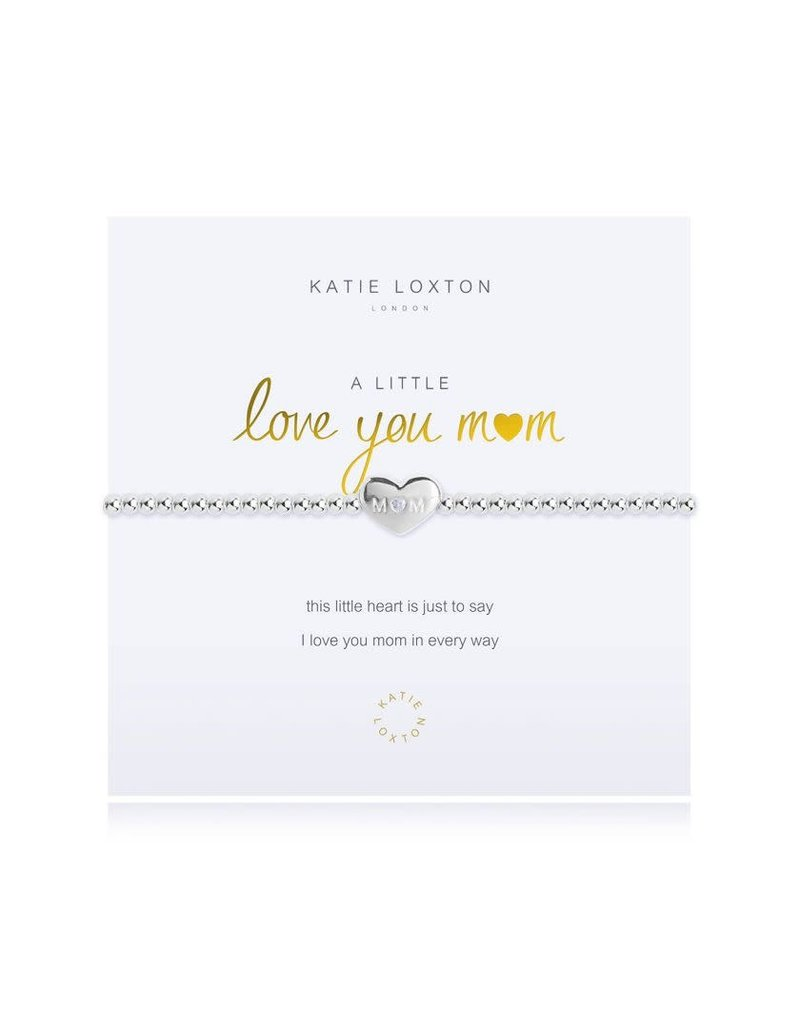 Katie Loxton Katie Loxton Bracelet- Love You Mom