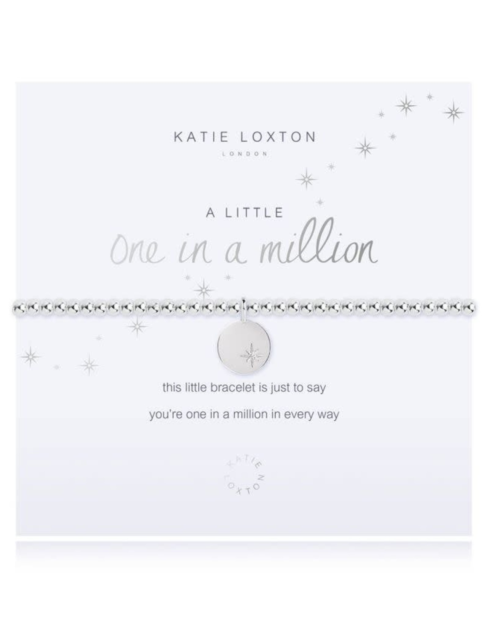 Katie Loxton Bracelet-One In A Million