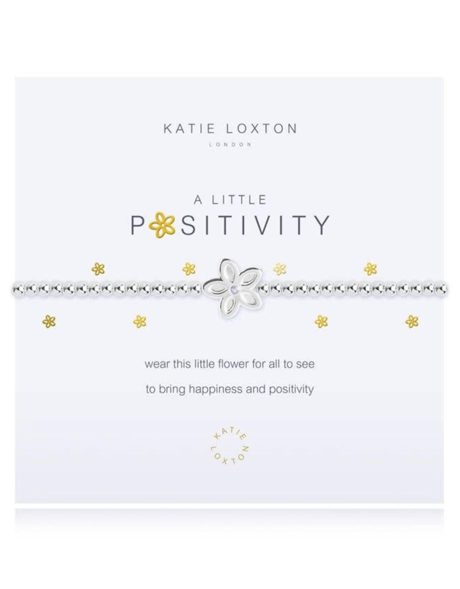 Katie Loxton Bracelet-Positivity