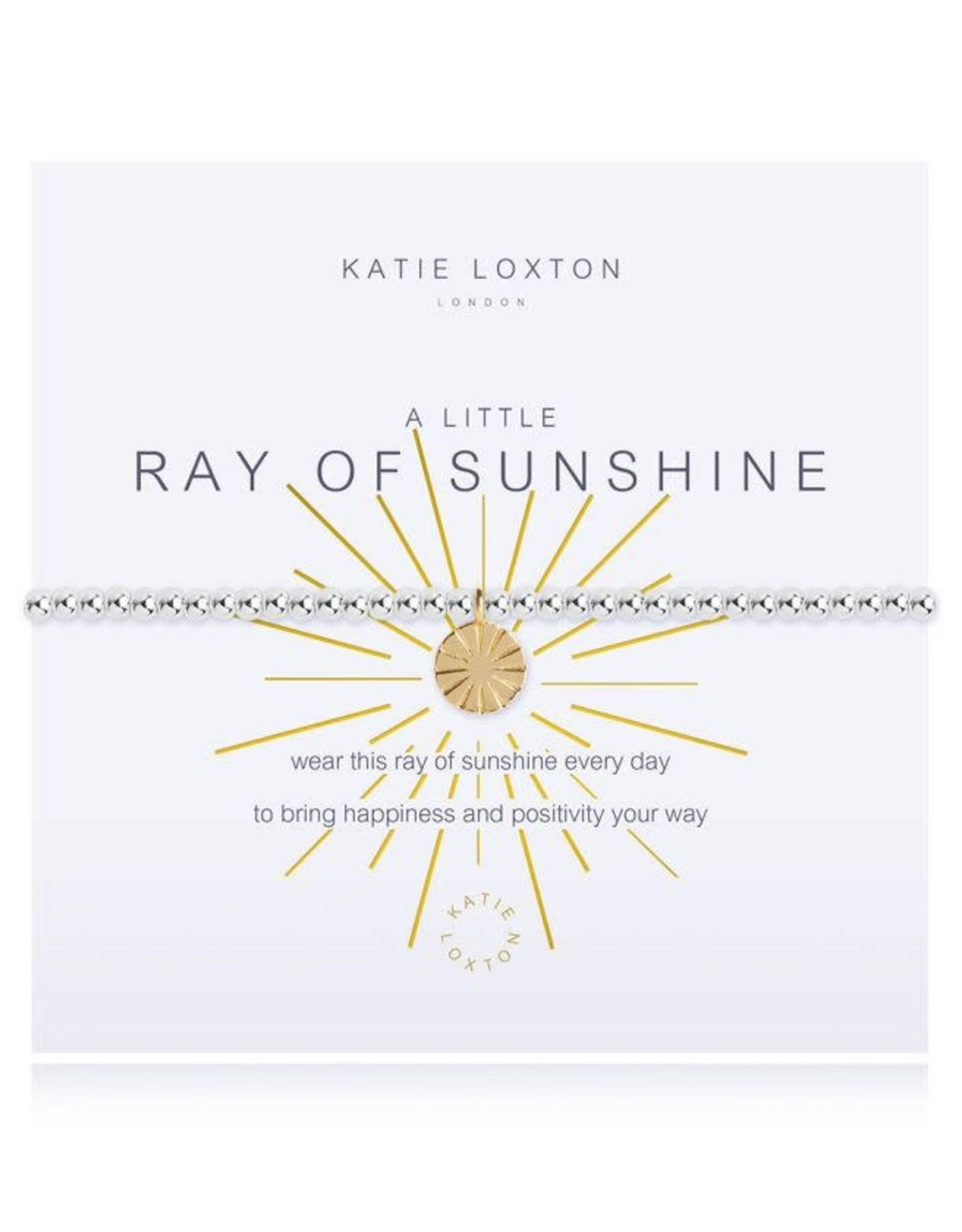 Katie Loxton Bracelet-Ray of Sunshine