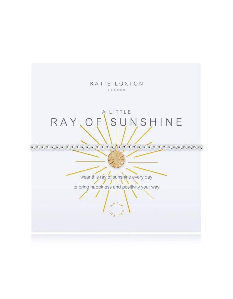 Katie Loxton Katie Loxton Bracelet-Ray of Sunshine