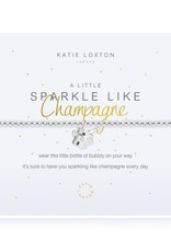 Katie Loxton Bracelet-Sparkle Like Champagne
