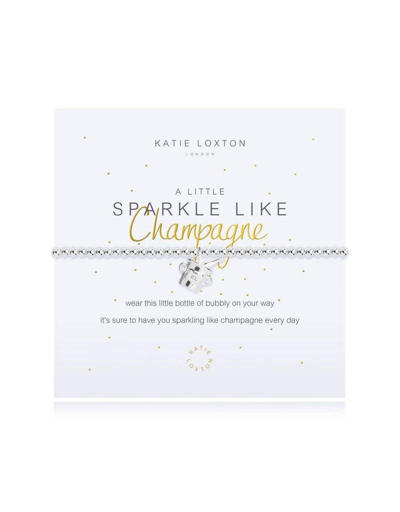Katie Loxton Katie Loxton Bracelet-Sparkle Like Champagne