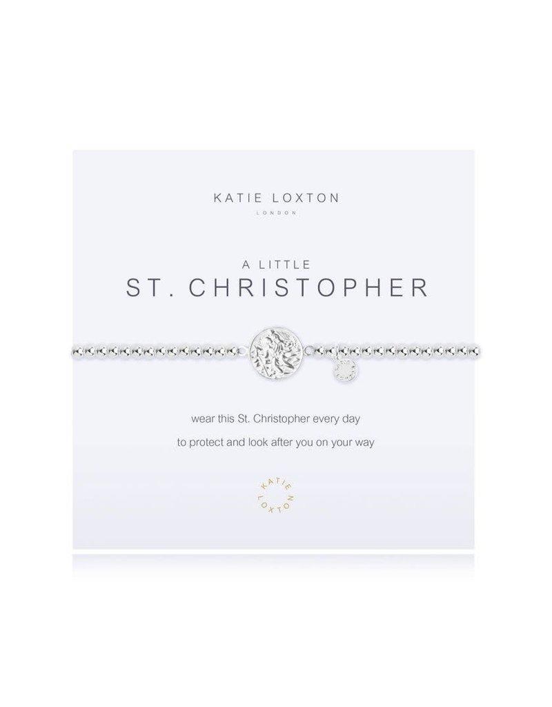 Katie Loxton Katie Loxton Bracelet-St. Christopher