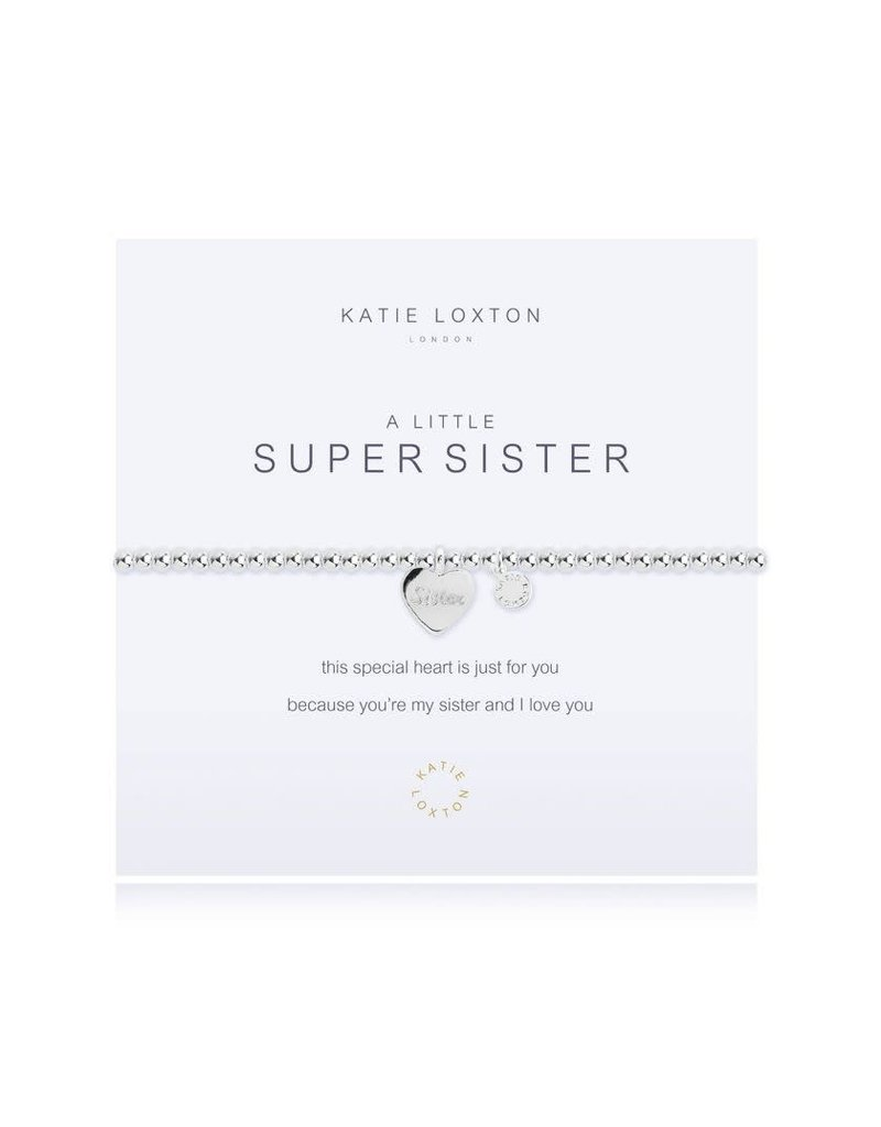 Katie Loxton Katie Loxton Bracelet-Super Sister