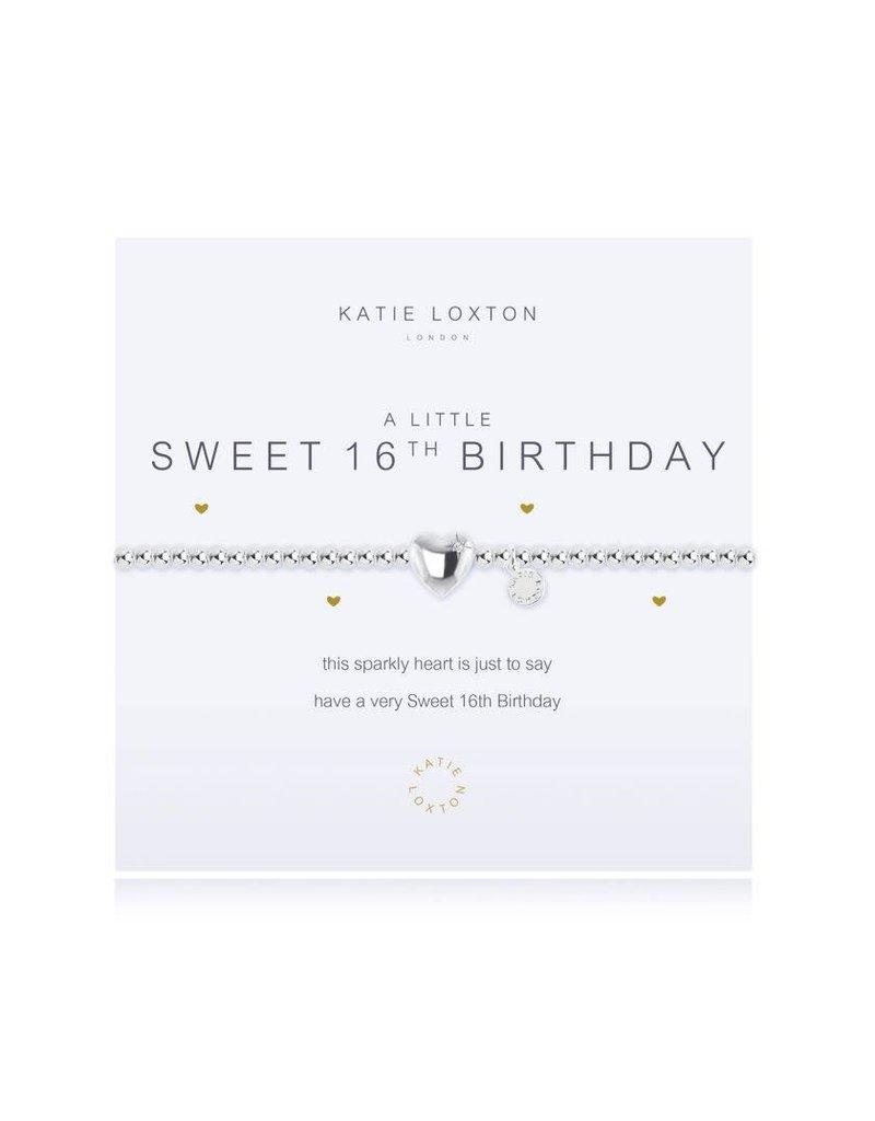 Katie Loxton Katie Loxton Bracelet-Sweet 16th