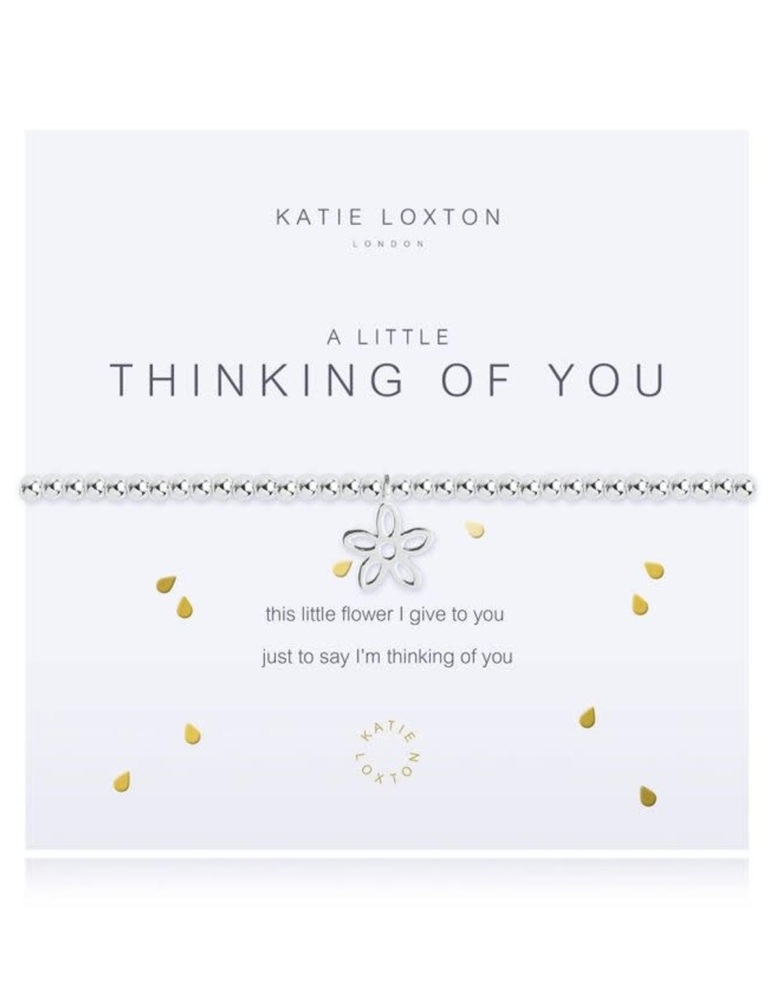 Katie Loxton Bracelet-Thinking of You