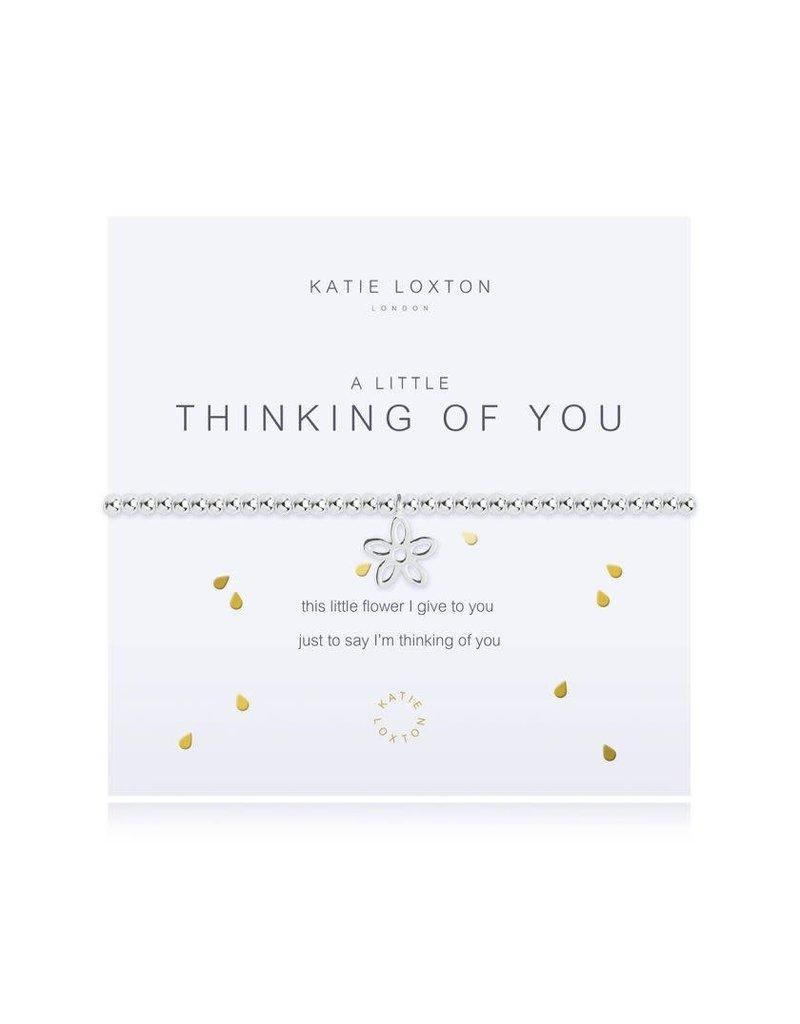 Katie Loxton Katie Loxton Bracelet-Thinking of You