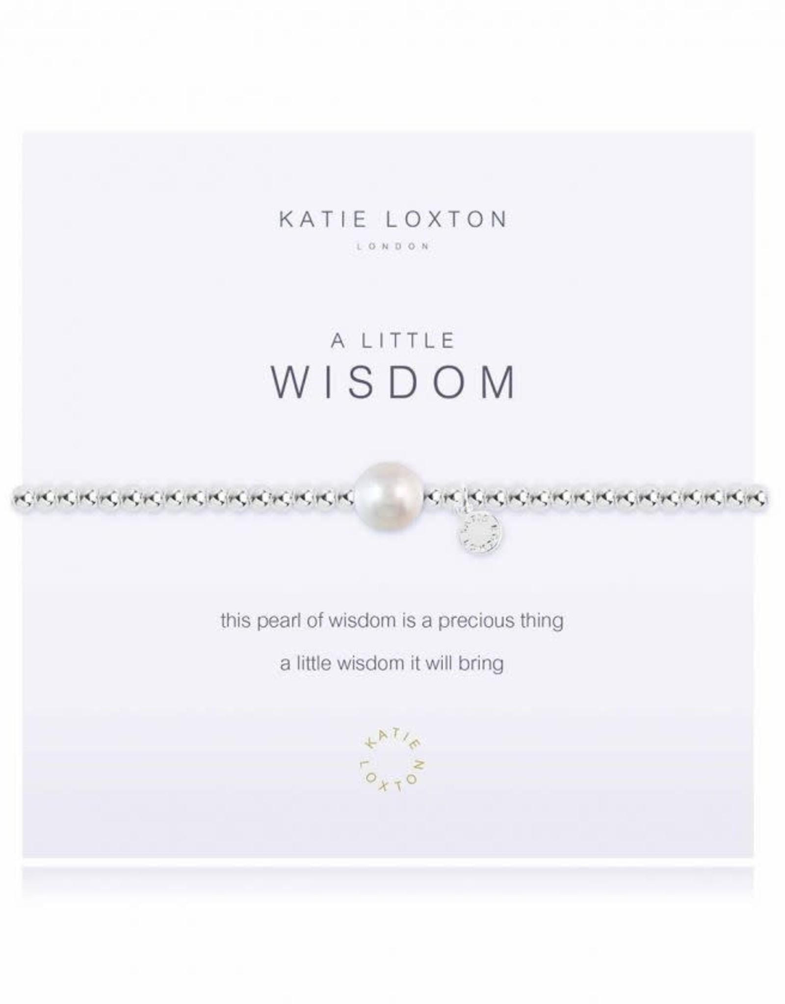 Katie Loxton Bracelet-Wisdom