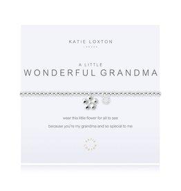 Katie Loxton Bracelet-Wonderful Grandma