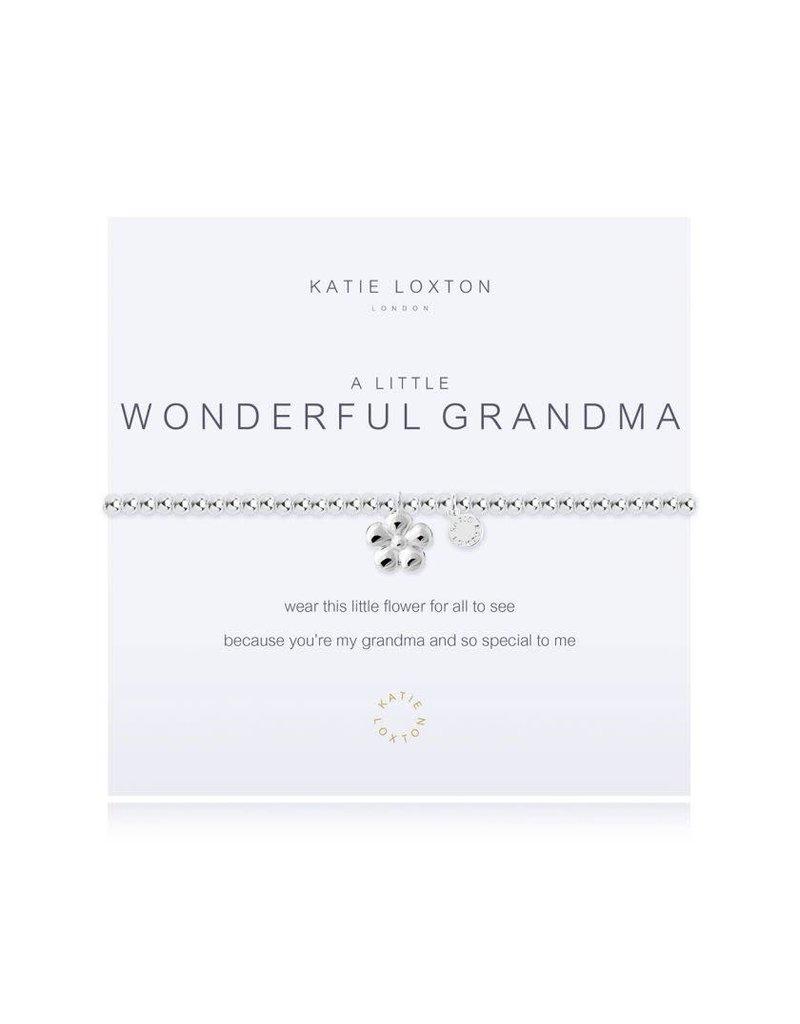 Katie Loxton Katie Loxton Bracelet-Wonderful Grandma