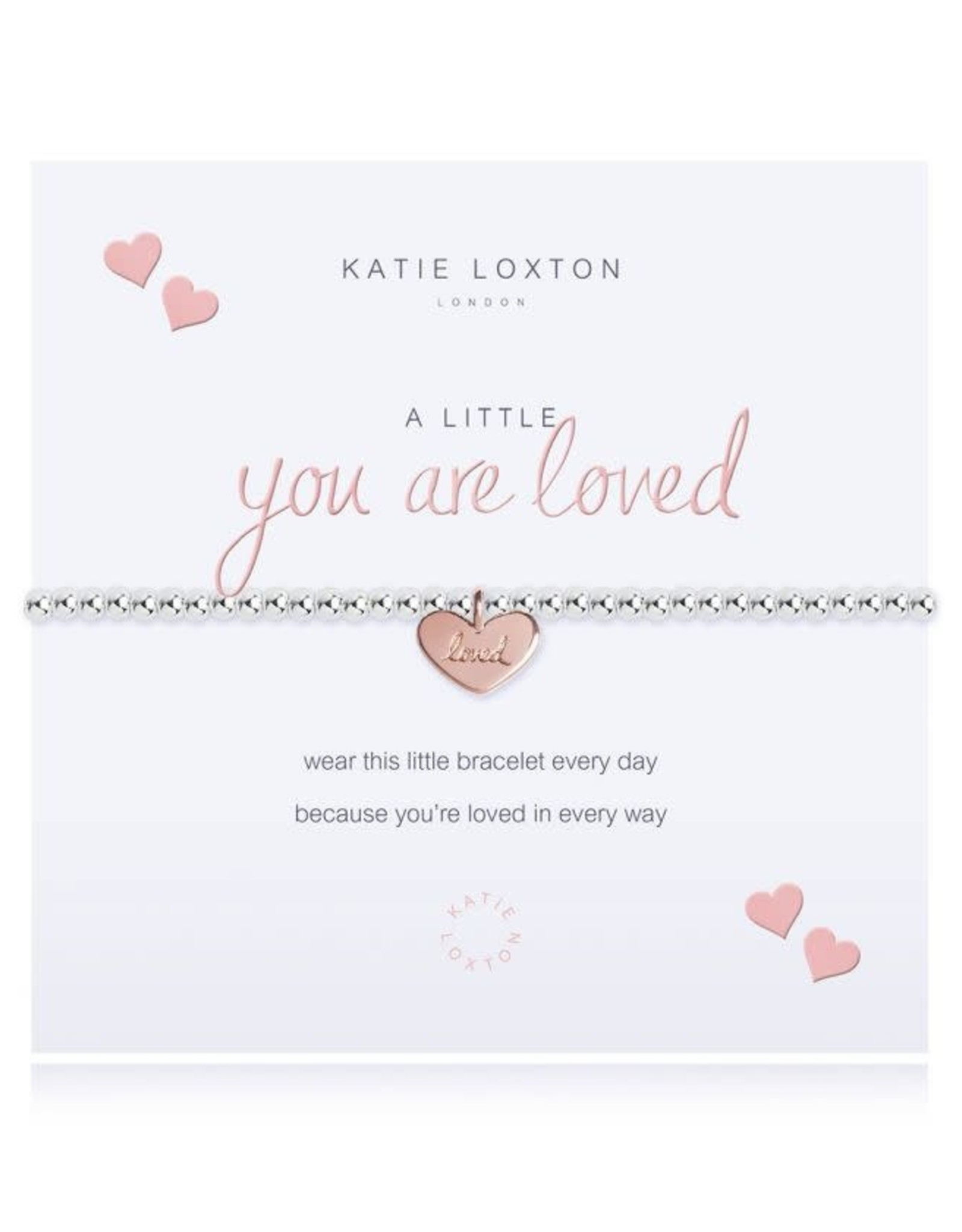 Katie Loxton Bracelet-You are Loved