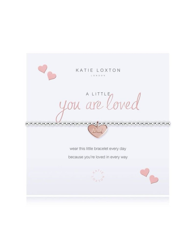 Katie Loxton Katie Loxton Bracelet-You are Loved