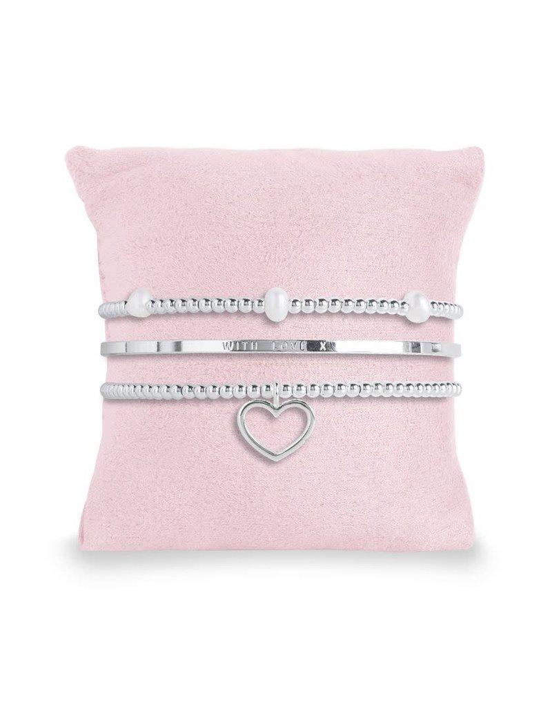 Katie Loxton Katie Loxton Gift Box-Marvelous Mom Stacking Set