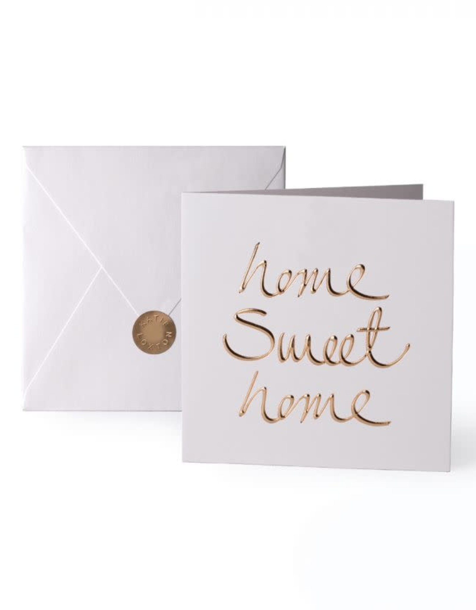 Katie Loxton Greeting Card- Home Sweet Home