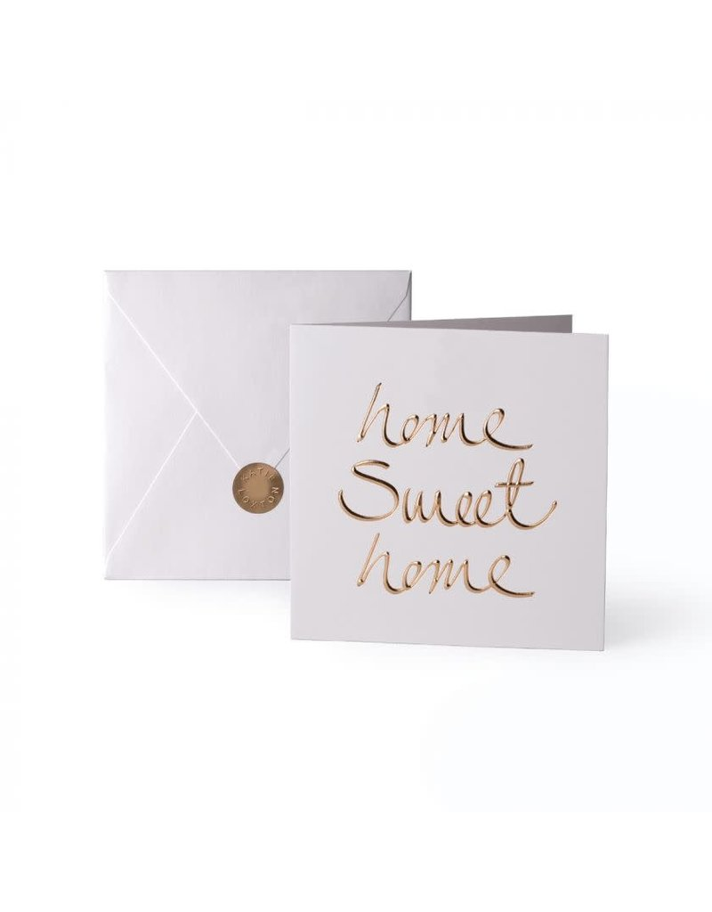 Katie Loxton Katie Loxton Greeting Card- Home Sweet Home