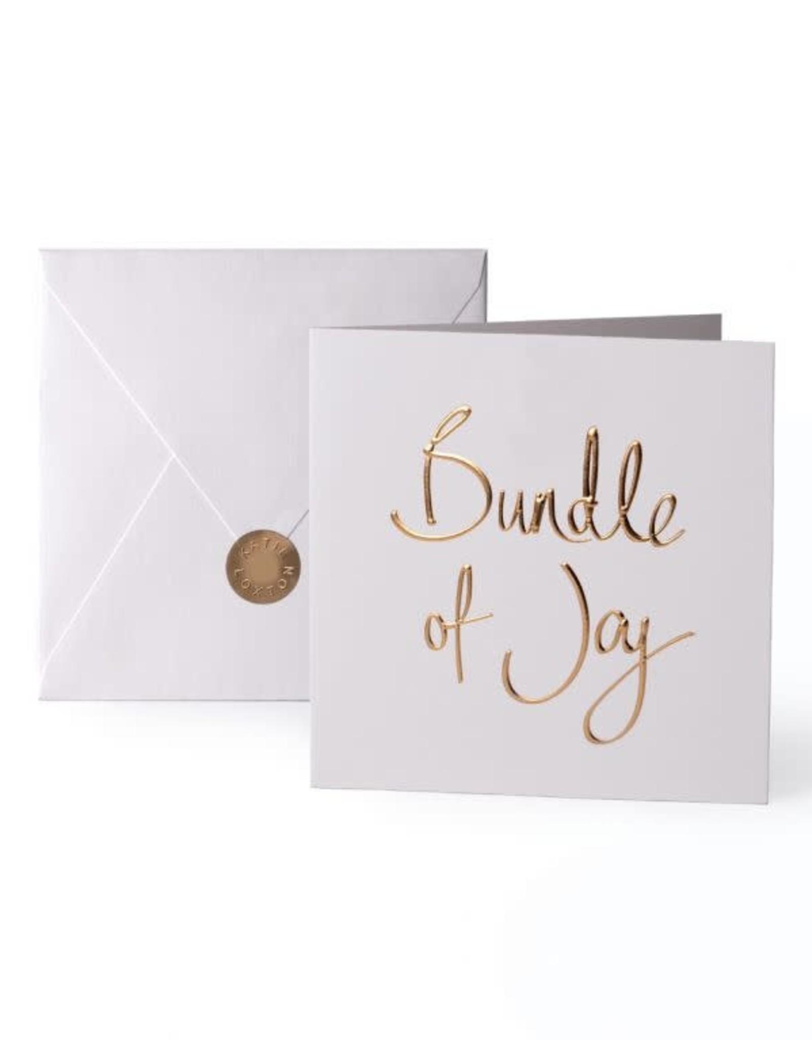 Katie Loxton Greeting Card-Bundle of Joy
