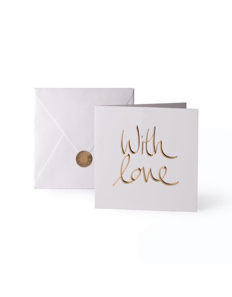 Katie Loxton Katie Loxton Greeting Card-With Love
