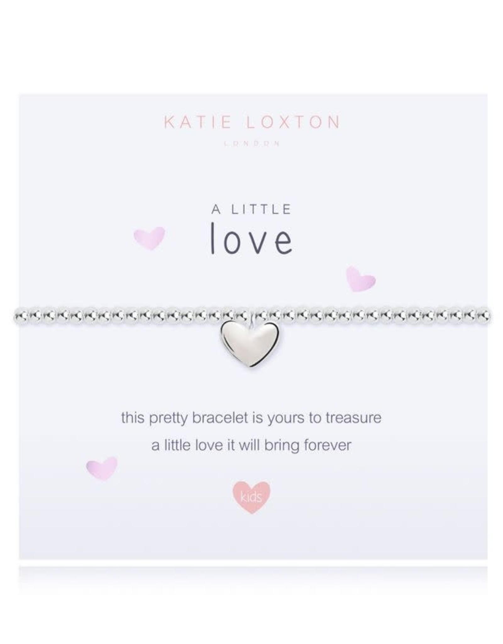 Katie Loxton Little Bracelet-Love