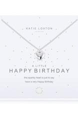 Katie Loxton Necklace-Happy Birthday