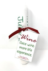 Get Sassy's Get Sassy's Towel Wine- Juice with More Life