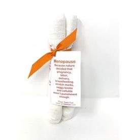 Get Sassy's Towel Menopause
