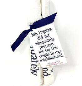 Get Sassy's Get Sassy's Towel Mr Rogers