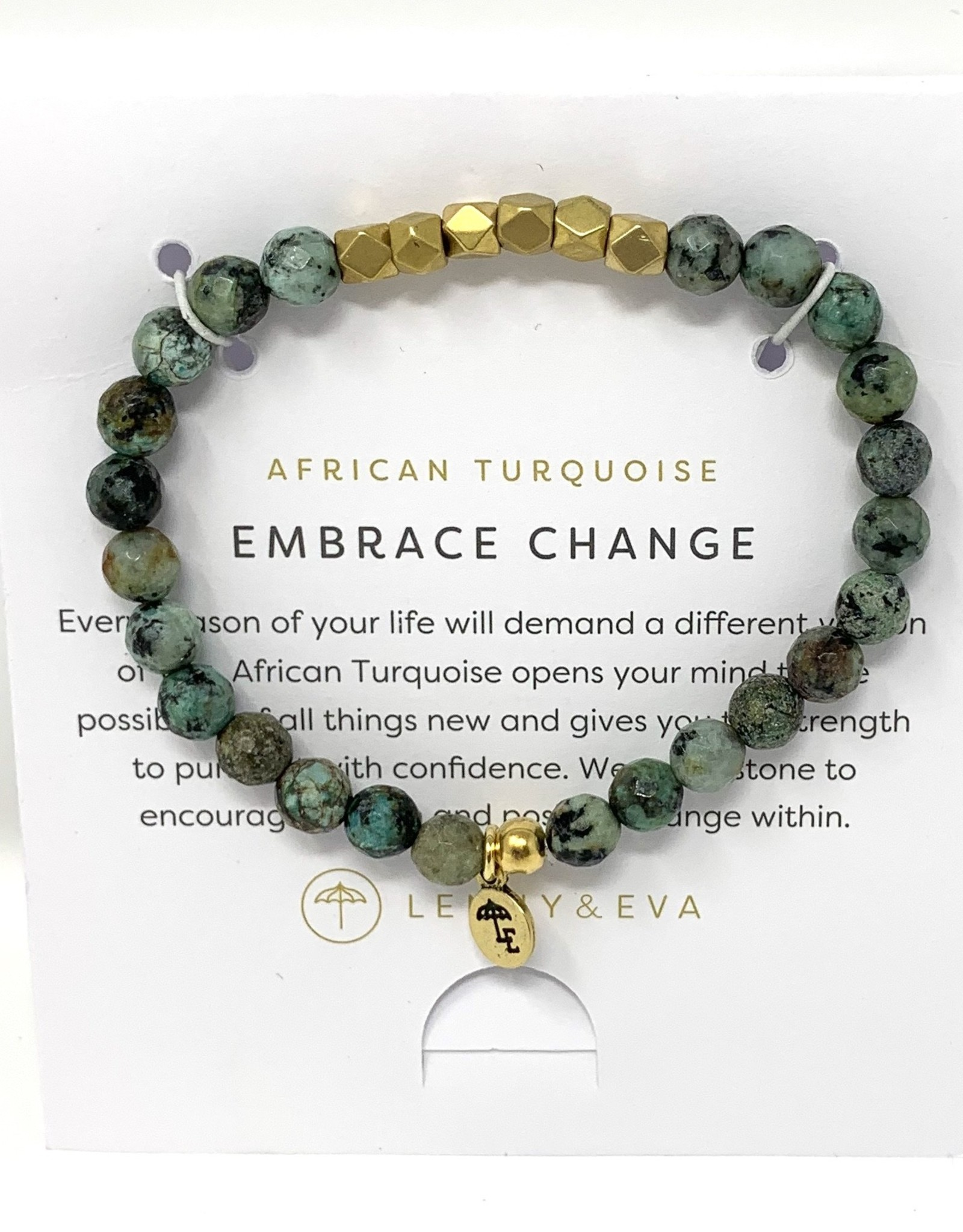 Lenny & Eva Gemstone Bracelet Embrace Change