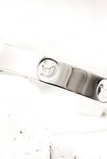 Pieces of Me Bracelet Funny Silver