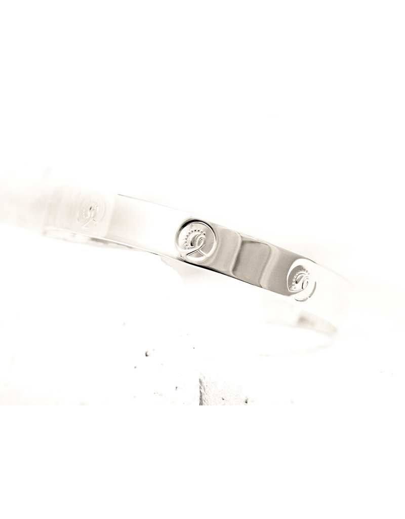 Pieces of Me Cuff Independent Silver