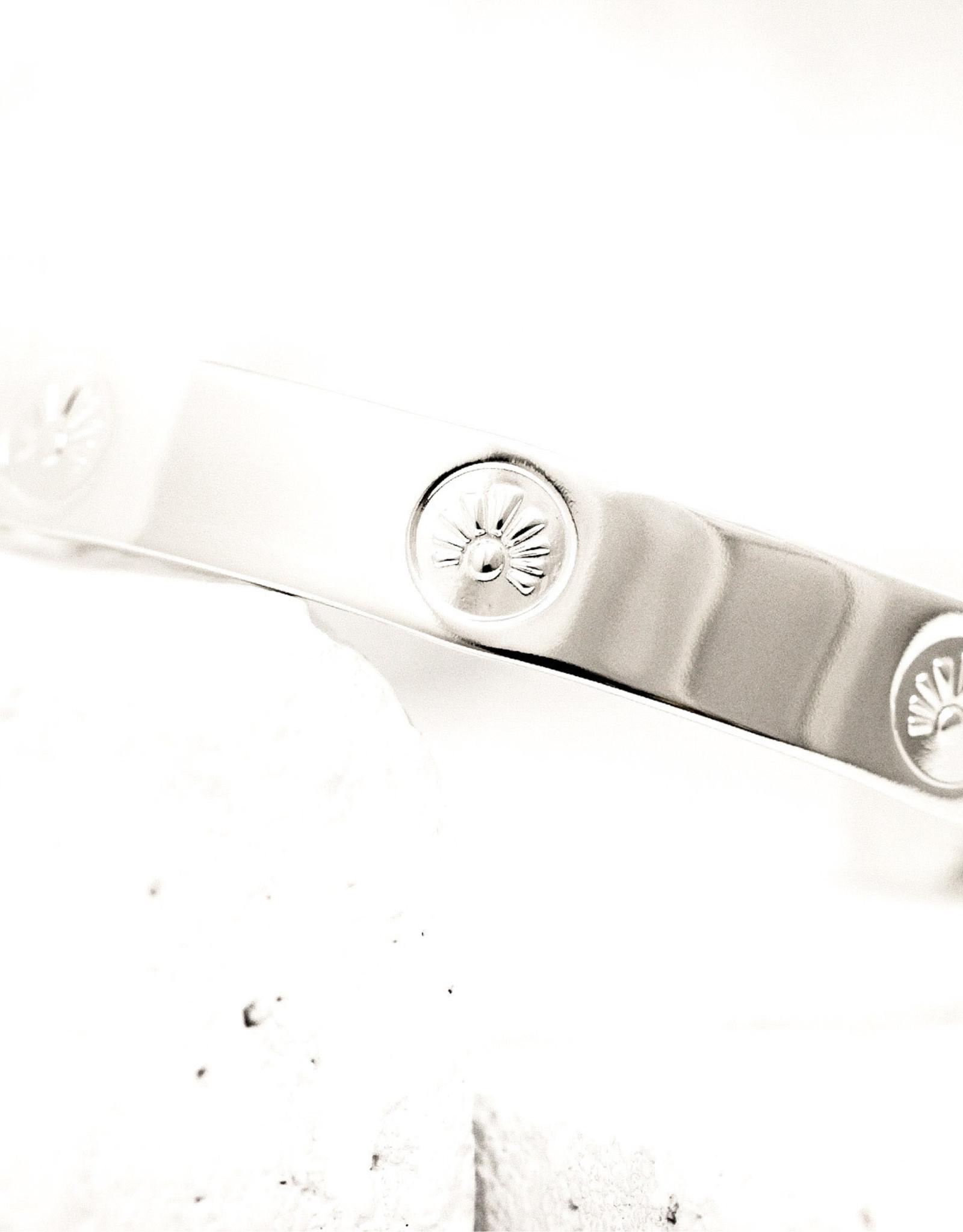Pieces of Me Bracelet Intelligent Silver
