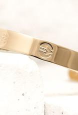 Pieces of Me Bracelet Leader Gold